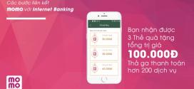 Cách đăng ký nạp tiền bằng MOMO nhận lại 100.000đ vào tài khoản
