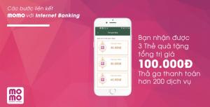 Cách đăng ký nạp tiền bằng MOMO nhận lại 100.000 vào tài khoản