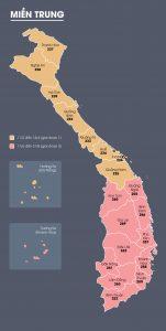 Tra cứu Mã vùng điện thoại cố định mới của 63 tỉnh thành