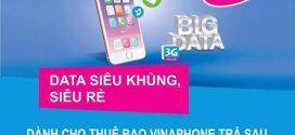 Đăng ký gói cước BIG60 Vinaphone nhận 60GB data chỉ 60.000đ