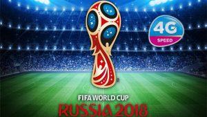 Đăng ký gói cước 3G 4G Vinaphone xem World Cup 2018 không giới hạn