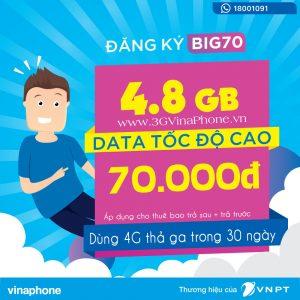 Hướng dẫn cách đăng ký gói cước 4G Vinaphone cho thuê bao trả sau 2019