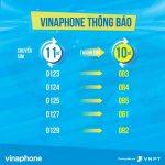 Thông bao: VinaPhone sẽ chuyển đổi SIM 11 số sang 10 số