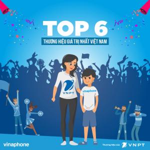 Đăng ký 3G Vina thương hiệu top10 Việt Nam