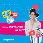 Tài khoản KM3 vinaphone là gì? Thời hạn sử dụng KM3 của Vinaphone