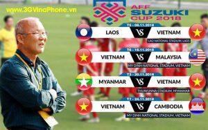 Đăng ký gói cước 3G Vinaphone xem AFF Suzuki Cup
