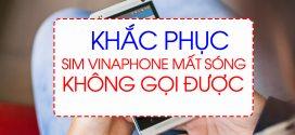 Tại sao sim VinaPhone bị lỗi không có sóng, không gọi được? Cách khắc phục