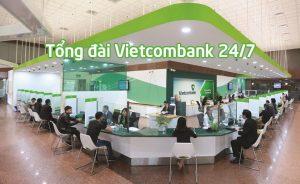 Tổng đài Vietcombank, hotline chăm sóc khách hàng Vietcombank
