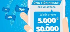 Làm sao vẫn nhắn tin, gọi điện thoại khi sim Vinaphone hết tiền