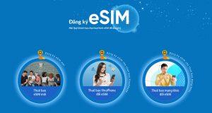 Hướng dẫn cách đăng ký hòa mạng eSim Vinaphone miễn phí