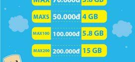 Thông tin bảng giá các gói cước 3G Vinaphone giá rẻ mới nhất 2019