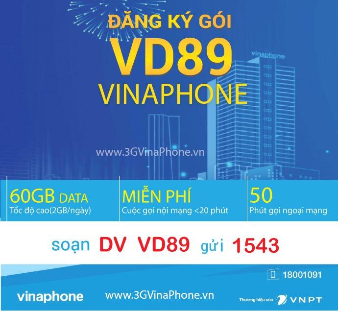 Tổng hợp các gói cước 3G Vinaphone 1 ngày giá rẻ từ 2k 3k 5k 10k dùng 24h