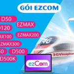 Các gói cước 3G Vinaphone cho EZcom Vinaphone 2019 data khủng