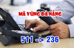 Cách gọi điện thoại cố định theo mã vùng mới của Đà Nẵng 2019