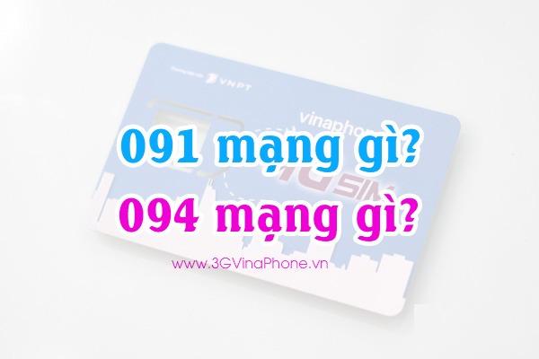 Đầu số 091 mạng gì, 094 mạng gì? Ý nghĩa của sim đầu số 091, 094 là gì?