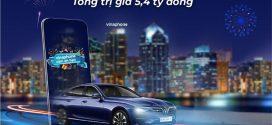 Xài mạng VinaPhone, trúng xe VinFast Lux A2.0 và Klara S mỗi tuần