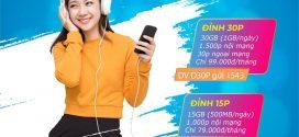 Đăng ký gói cước D15P VinaPhone miễn phí 1000 phút gọi + 15GB chỉ 79k