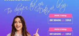 Đăng ký các gói D15G, D30G, D60G Vinaphone chu kỳ dài 3 tháng, 6 tháng, 12 tháng