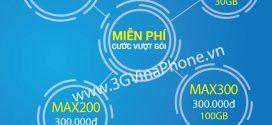 Cách đăng ký 4G VinaPhone trọn gói không giới hạn dung lượng 2021