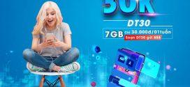 Cách đăng ký các gói cước 4G Vinaphone 7 ngày (1 tuần) giá rẻ từ 20.000đ