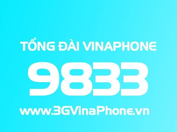 Tổng đài 9833 Vinaphone là gì? Có phải lừa đảo hay không?