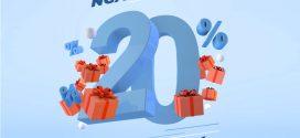 VinaPhone khuyến mãi ngày vàng 9/4/2021 tặng 20% giá trị thẻ nạp