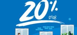 Khuyến mãi Vinaphone ngày 17/8/2021 cục bộ tặng 20% giá trị thẻ nạp