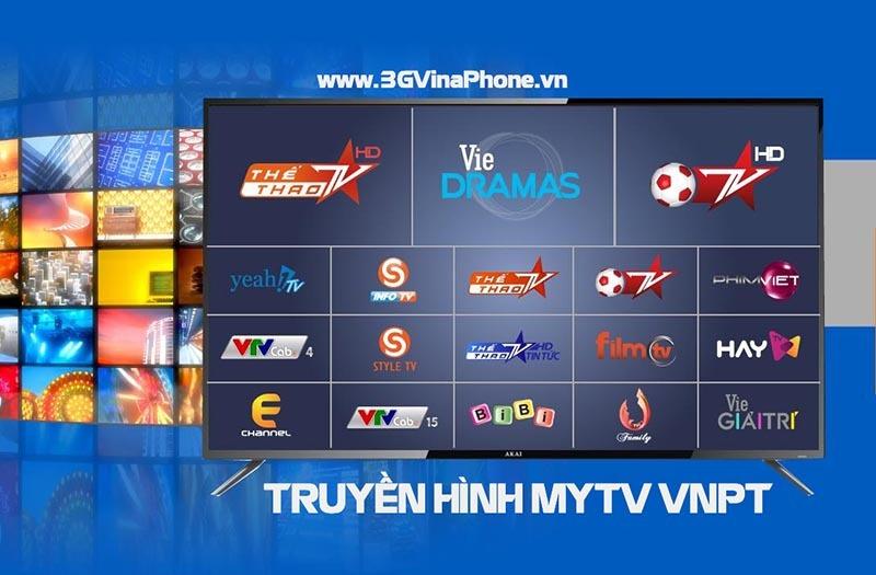 Dịch vụ truyền hình MyTV VNPT